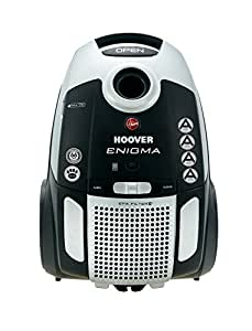 Hoover Enigma Bagged Cylinder Vacuum Cleaner Amazon Co Uk