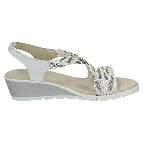 MADE IN SPAIN Donna sandali Bianco