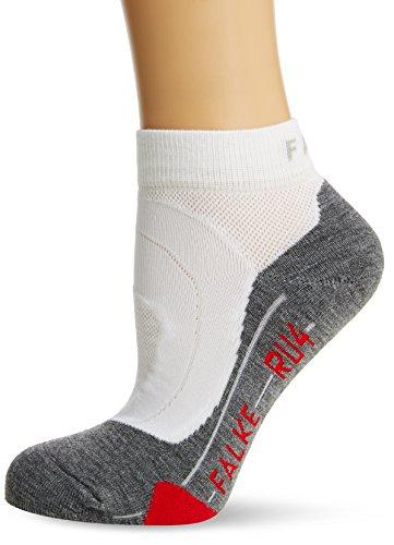 FALKE Damen Socken RU4 Cushion Short, weiß, 35-36, 16817-2020