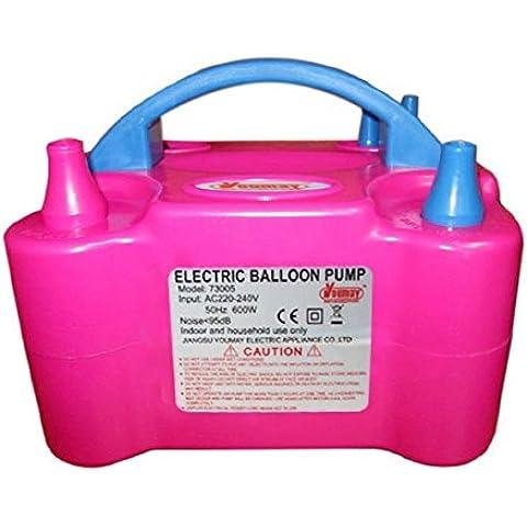 Nuevo alta potencia eléctrica globo inflador bomba de aire ventilador partido