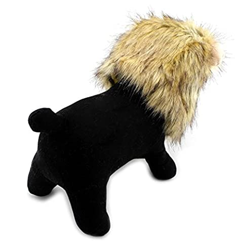 SELMAI Pet Clothes for Puppy Cat Small Dog Lion Mane