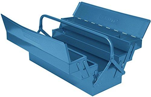 Stubai Mont. Werkzeugkoffer, 530 x 200 x 200 mm, 5-teilig, 499401
