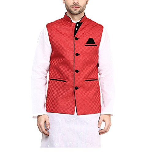Yepme Men's Blended Nehru Jackets - Ypmnjkt0114-$p