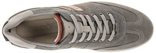 ECCO Chander, Scarpa Uomo Multicolore(Warm Grey/Mahogany/Moon Rock 58981)