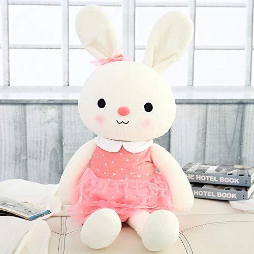FUYUHAN Plüschtier Plüschtier benutzerdefinierte Puppe Puppe Firma Maskottchen benutzerdefinierte Kaninchen @ DH_120cm