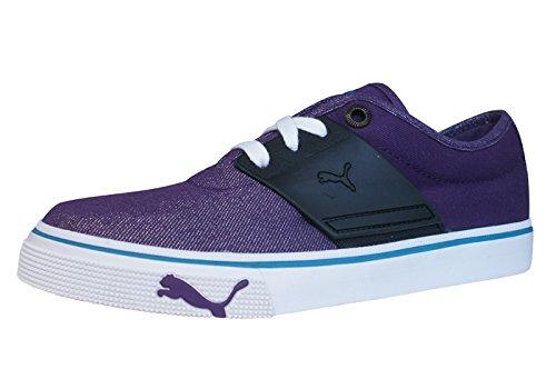 Puma El Ace Sparkle femmes chaussures / Chaussures - Purple