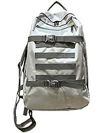 WEILLCCE Doppia tracolla Borse borsa da viaggio tempo libero zaino studente  zaino versatile zaino per uomini e… 9ebce8ddb6f