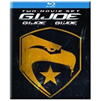 G.I. Joe: The Rise of Cobra/ Retaliation Double Pack