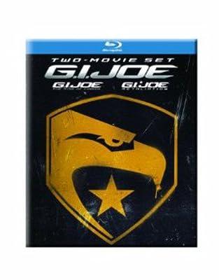 G.I. Joe - Geheimauftrag Cobra + G.I. Joe: Die Abrechnung (Extended Cut) 1+2 Box