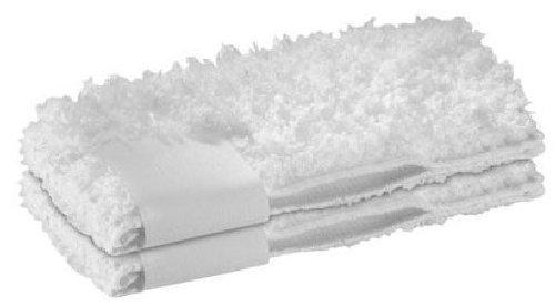 Original Kärcher Dampf & Clean Cover Reinigungstuch Set von SparesPlanet Reiseadapter®