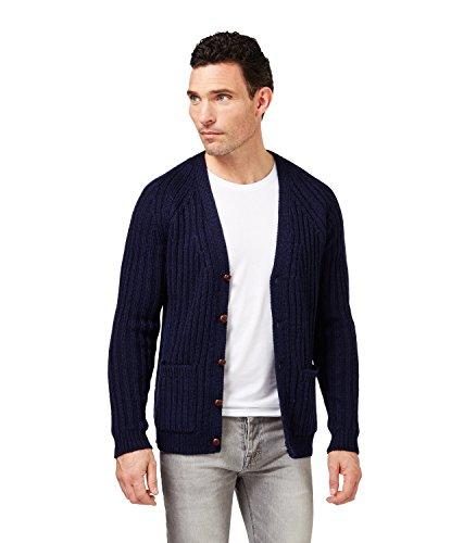 woolovers-gerippte-strickjacke-mit-v-kragen-fur-herren-schurwolle-f26-navy-blue-extra-extra-large