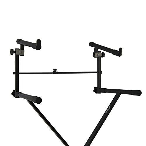tiger-kys35-bk-luxus-brazo-extra-para-soporte-de-teclado