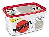 Titan - Titanlux Pintura Plástica Covertura Total 4L Gama de Colores (1034 Gris Piedra)