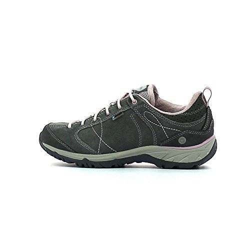 Hi-Tec Dames Equilibrio Bellini Low chaussure Cool Grey / Violet ice