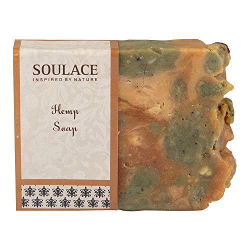 Soulace Hemp Soap 100gm