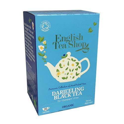 English Tea Shop Darjeeling Black Tea – 1 x 20 Sachets