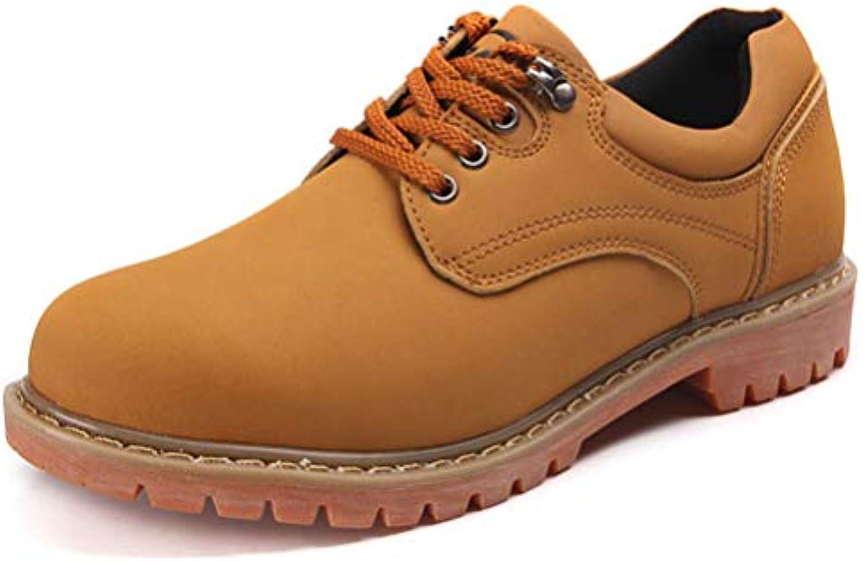 Men Oxford scarpe scarpe scarpe Leather Low Top Mocassini Piatti Stringate da Uomo Vintage Scarpe da Ginnastica Comfort Dressing... | Imballaggio elegante e robusto  | Gentiluomo/Signora Scarpa  46ef84