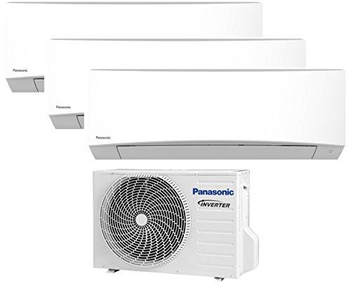 Climatizzatore trial split inverter PANASONIC standard serie 9000+9000+9000