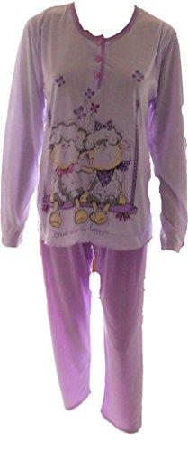 Pyjama 728 Lilas