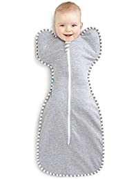Love To Dream Swaddle UP Original, Grey, Small