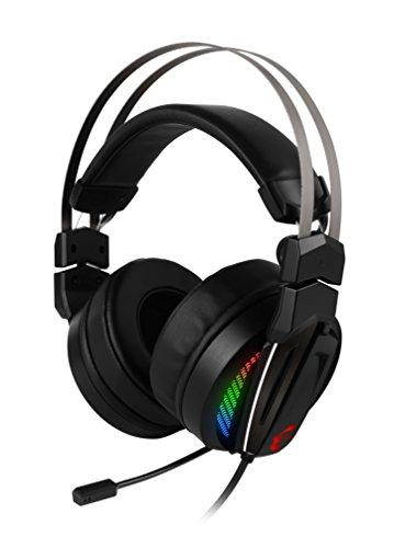 MSI Immerse GH70 Binaural Diadema Negro Auricular