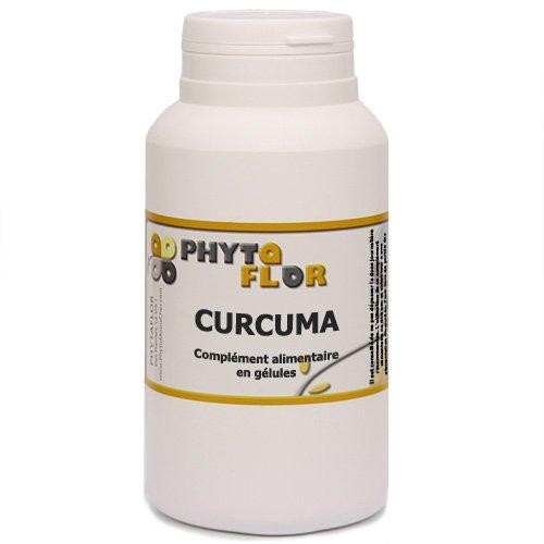 CURCUMA Phytaflor 330 mg en gélules. - . : 1 boite de 50 gélules