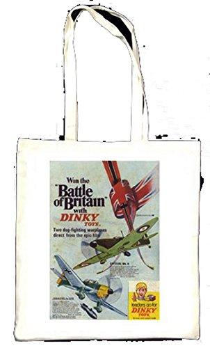 DINKY Toys battlke de Grande-Bretagne 1969 Totebag