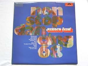 James Last Non Stop Dancing 68 LP Polydor 249216 EX/EX 1968