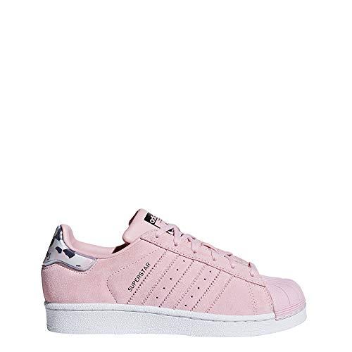 adidas Unisex-Kinder Superstar J Fitnessschuhe Pink (Rosa 000) 37 1/3 EU