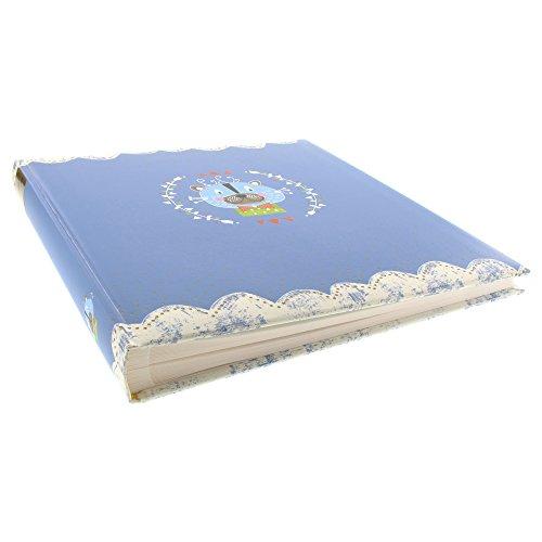goldbuch-album-enfant-30-31-x-31-x-31-cm-60-pages-avec-pergamine-lamine-little-fox-art-print-vert-lo