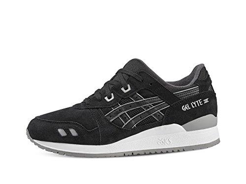 Asics Gel-lyte III - H5U3L - Sneakers Basses Mixte Adulte Noir