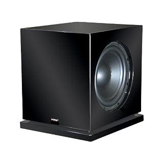 Advance Acoustic SubwooferS schwarz-hochglanz