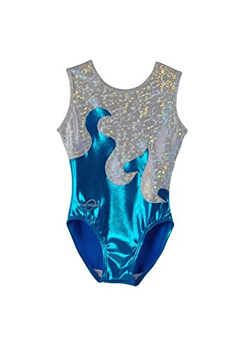 obersee-girls-o3gl004-waves-gymnastics-leotard-turquoise-argento-piccolo