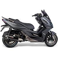 Escape Yasuni máxima de scooter 4T Black Carbon Kymco K de XCT 125 D81