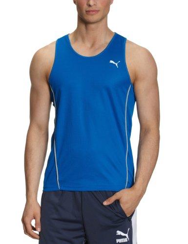 Puma Herren Shirt Singlet, liquid blue, L, 504159 05 Preisvergleich