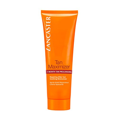 Lancaster Tan Maximizer Soothing Moisturizer Repairing After Sun Face and Body 250 ml