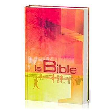Bible Segond 21 : couverture rigide illustrée