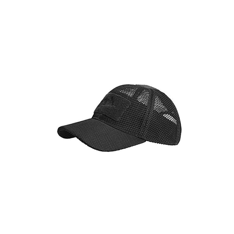 Helikon-Tex BBC MESH CAP – Polyester Black