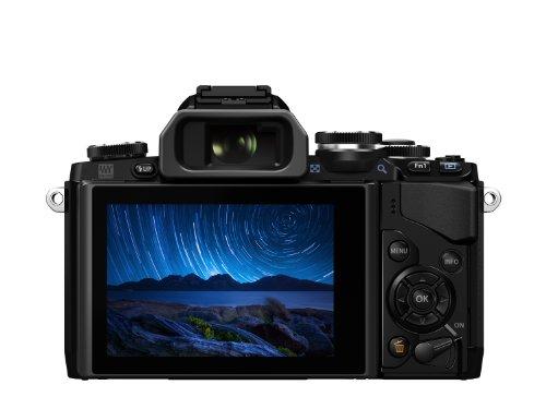 Offerta Olympus OM-D E-M10 Fotocamera Mirrorless 16 MP, Kit ...