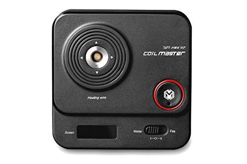 Coil Master 521 Tab Mini - Widerstandstest-Gerät