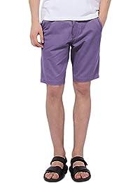d38ee919db96e Amazon.es  Morado - Pantalones cortos   Hombre  Ropa