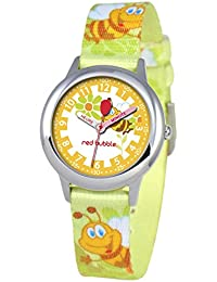Red Bubble W002064 - Reloj unisex multicolor
