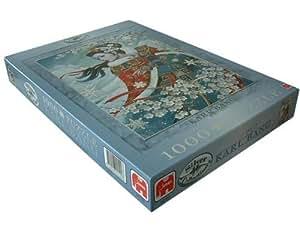 Winter's Majesty Jigsaw Puzzle 1000pc by Jumbo