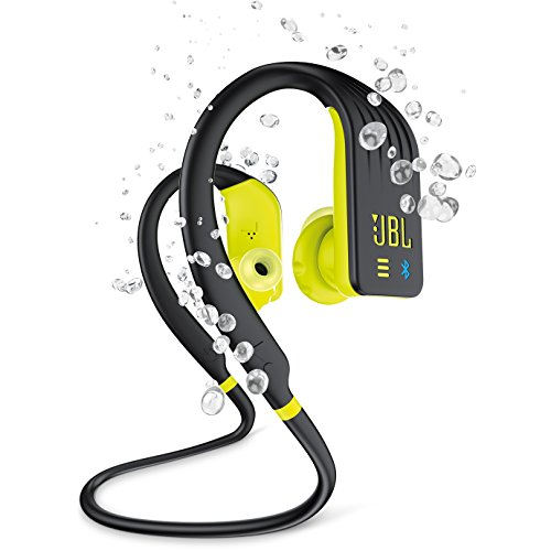JBL Endurance Dive Ear-Clip Binaural Wireless Headset and Microphone–Black, Yellow, EAR-CLIP Headsets and microphones (Wireless, Binaural; intraaural; 20–20000Hz, Black, Yellow) Best Price and Cheapest