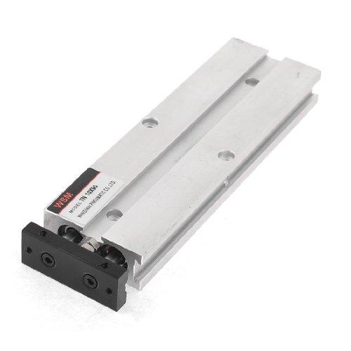 10 mm Bohrung 90 mm Hub Doppel Wache Stäbe Metall Pneumatik Luft Zylinder de (Pneumatik-metall)