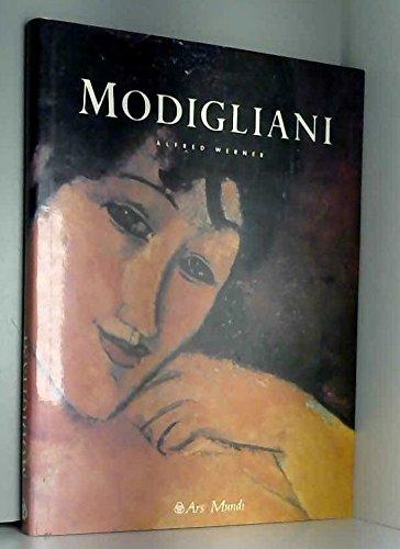 Amedeo Modigliani par Alfred Werner