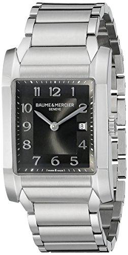 Baume & Mercier 10021 - Orologio da polso, cinturino in acciaio inox