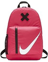 65e3cb9b3597 Nike 25 Ltrs Rush Pink Black White Casual Backpack (BA5405-622)
