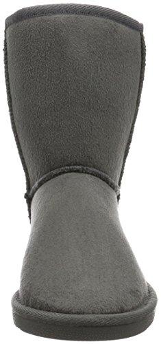 Canadians - Boots, Stivali a metà gamba con imbottitura pesante Donna Grigio (Grau (250 DK. GREY))