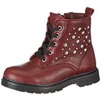 Polaris 82.510853.P Worker Bot Moda Ayakkabı Kız çocuk